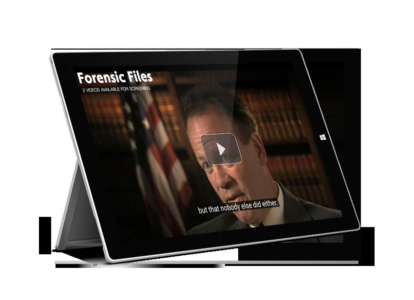 Forensic Files Surgostream